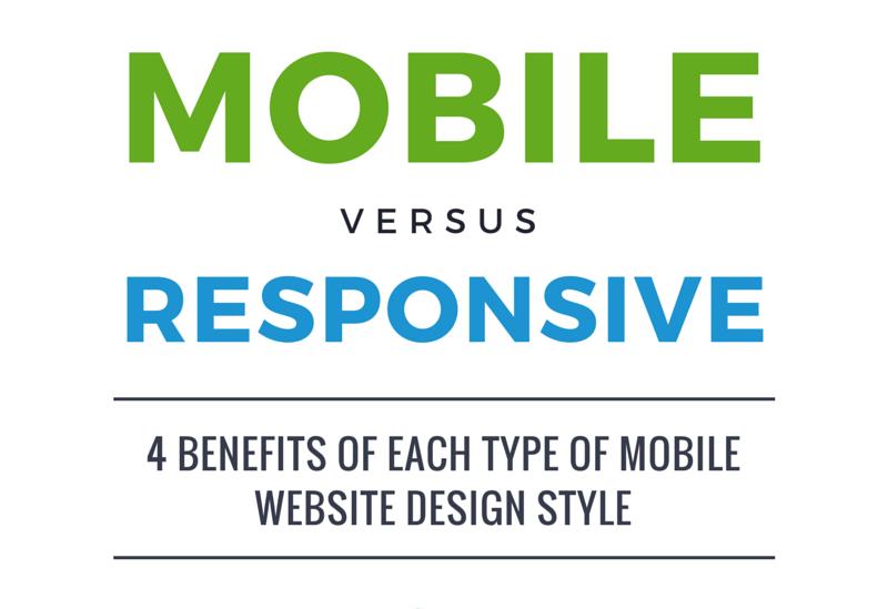 Mobile versus Responsive
