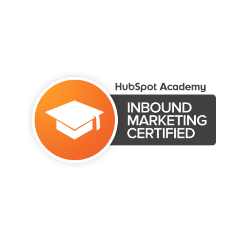 HubSpot Inbound Marketing Certified webFEAT Complete