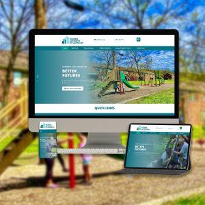 Covington Housing Authority Website Design