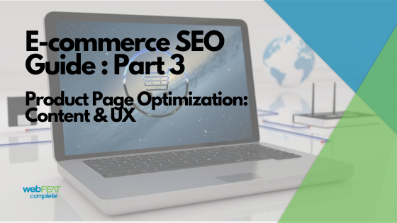 Ecom SEO Guide Part 3