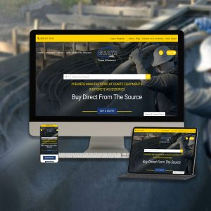 Gunite Supply Ecommerce Website