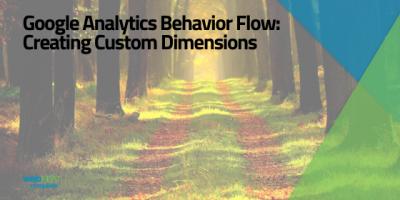 Google Analytics Behavior Flow: Creating Custom Dimensions