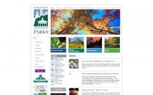 Cincinnati Parks Before Design