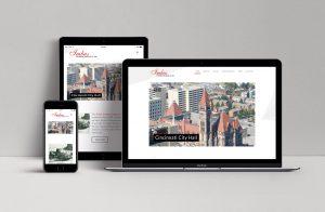Imbus Roofing WordPress Design