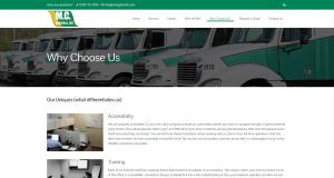 MC Logistics Website Screencap 2