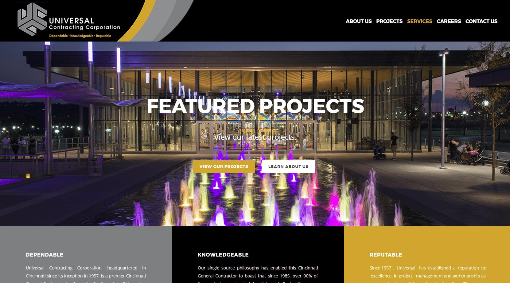 UCC New Website