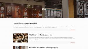 Keidel's blog page