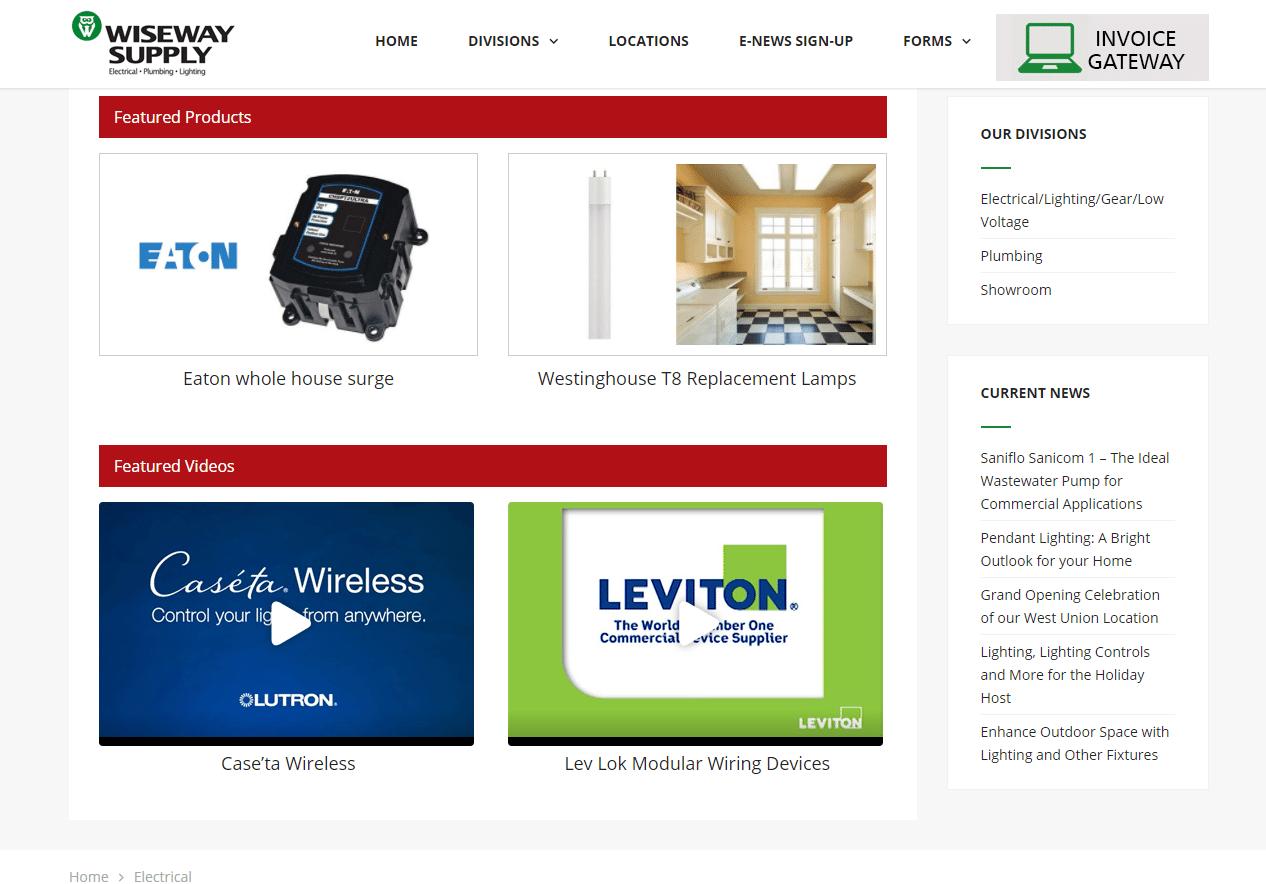 screenshot of Wiseway's