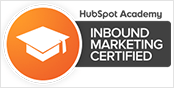 HubSpot Inbound Marketing badge