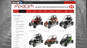 Axiom Side by Side Products