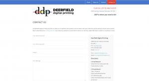 Deerfield contact