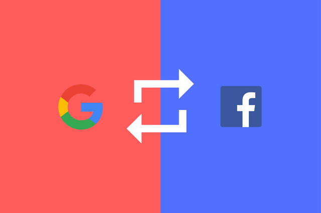 Google and Facebook Social SEO