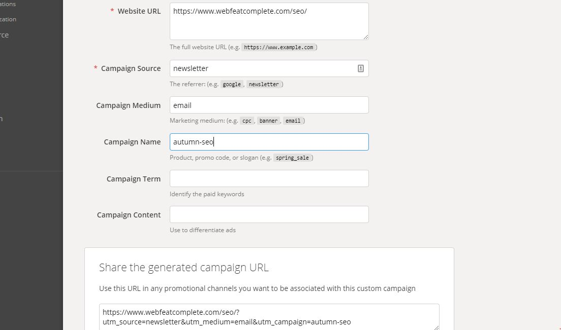 A Simple Guide to Using UTM Parameters