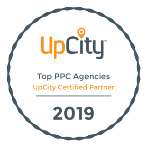 UpCity Certified Top PPC Agency-2019