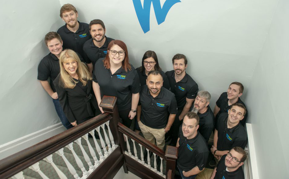 webFEAT Complete Team Shot