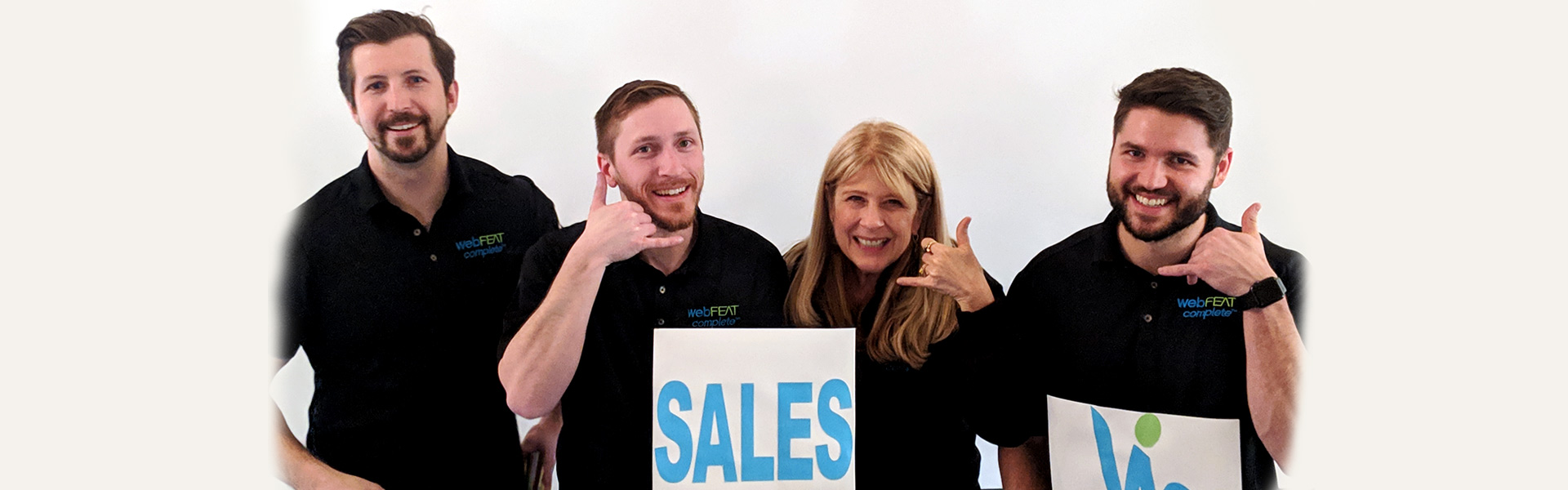 Contact the webFEAT Complete Sales Team