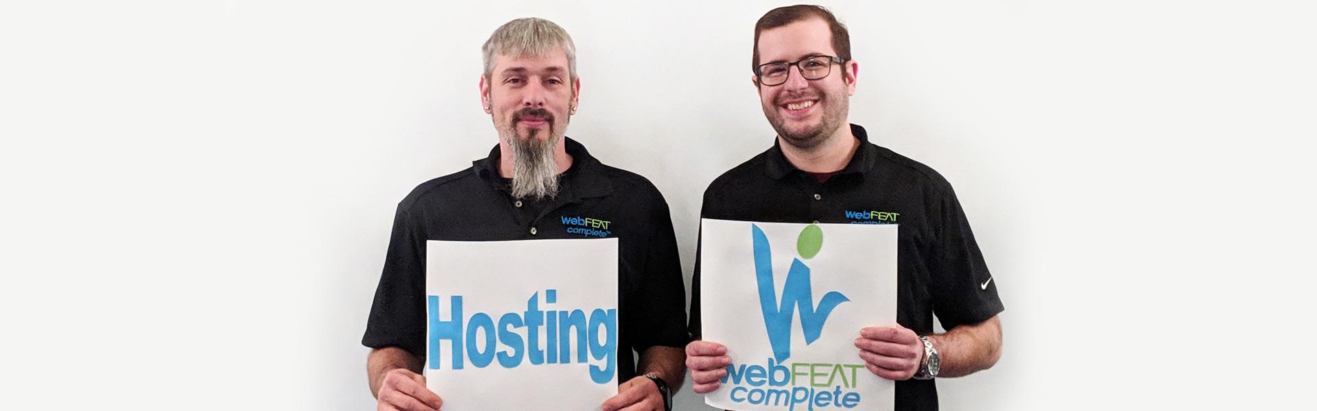 webFEAT Hosting