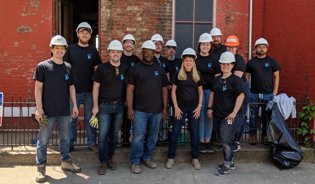 Building Websites, Building Homes: webFEAT Complete Volunteer Day