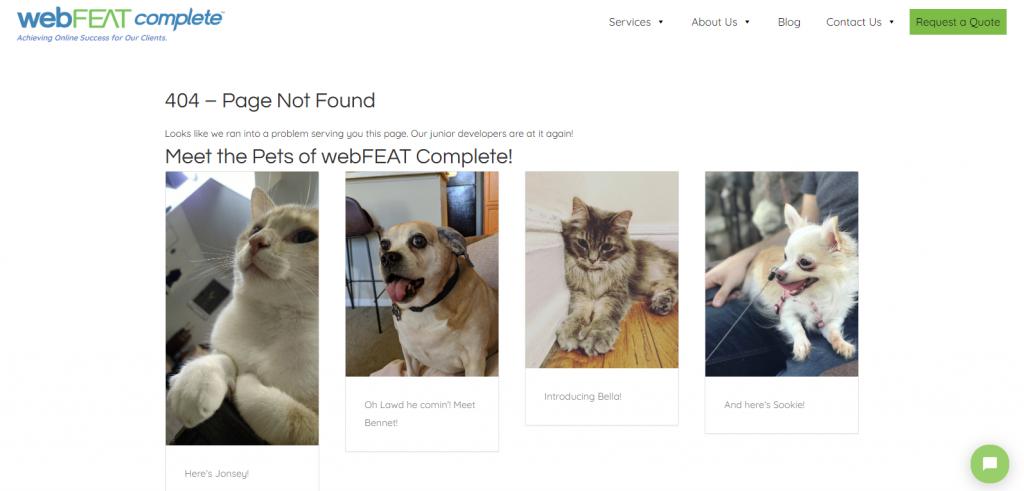 webfeat 404