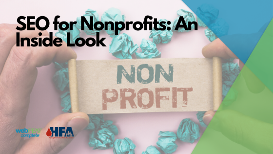 SEO for Nonprofits: An Inside Look
