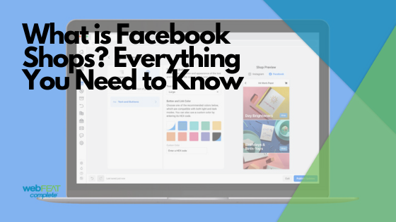 What is Facebook Shops? Everything You Need to Know