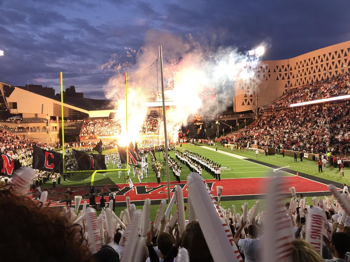 Cincinnati Bearcats Football Game