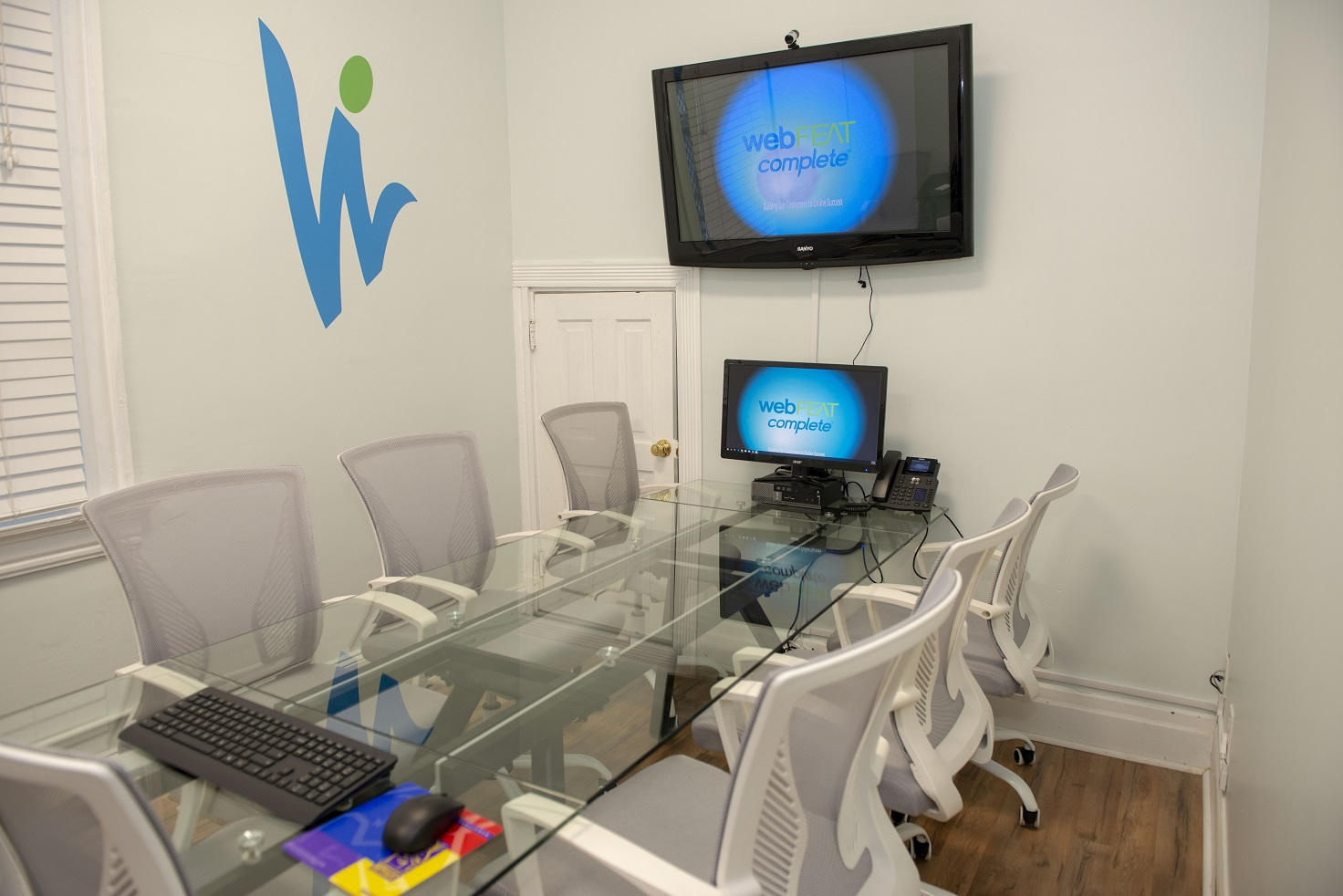 The Success Room at webFEAT Complete