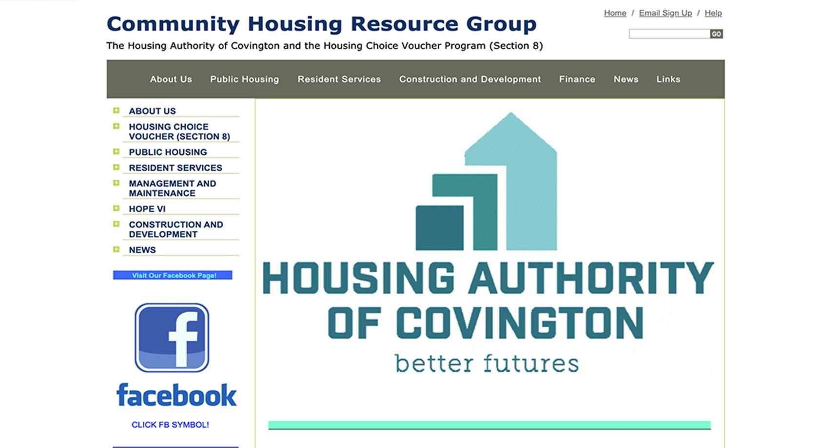 Housing authority of covington before