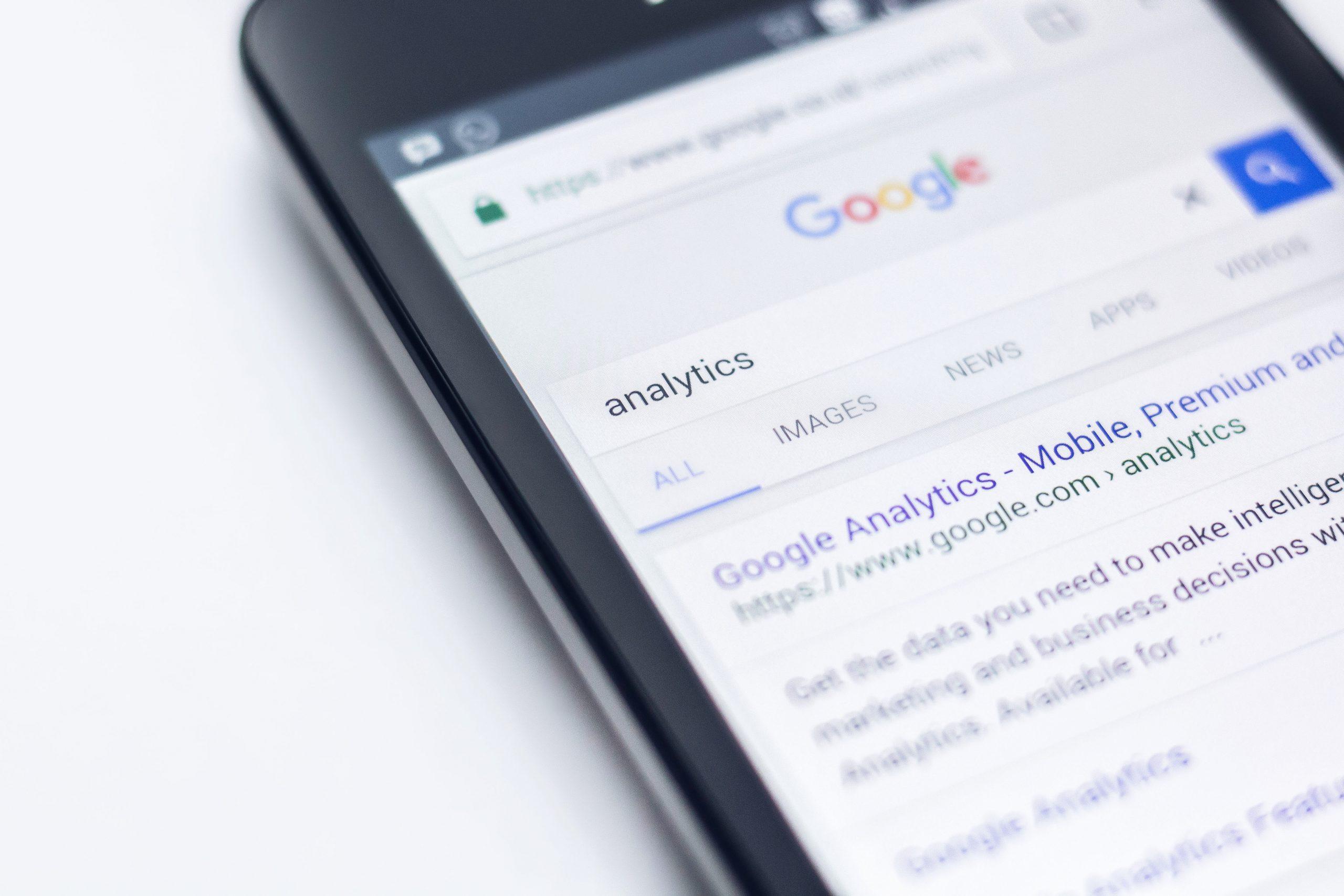 Google Analytics Growth