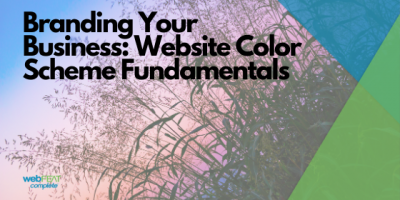 Branding Your Business: Website Color Scheme Fundamentals