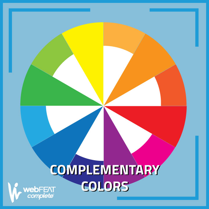 The Color Wheel- Complementary colors