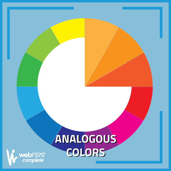 The Color Wheel - Analogous Colors